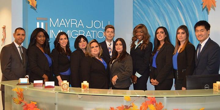 Joli Law Immigration Attorneys Legal Team